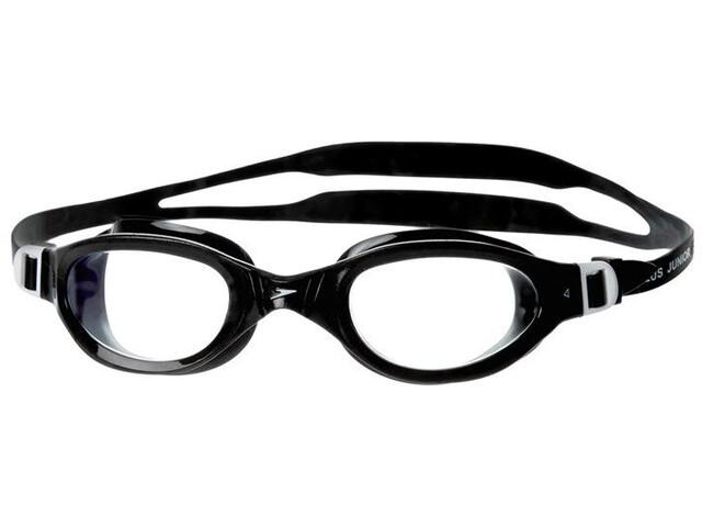 speedo Futura Plus Goggles Unisex, black/clear